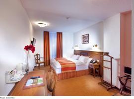 Hotel AlaGare, Lausanne