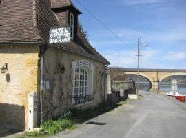 Le Barrage, Mauzac-et-Grand-Castang