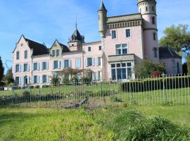 Château de Villeneuve, Montolieu
