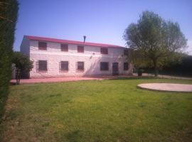 Cortijo Alborear, Fuente Vaqueros