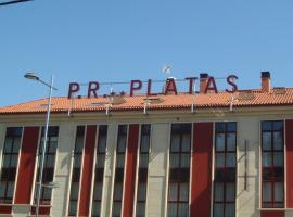 Pensión Residencial Platas, O Pedrouzo