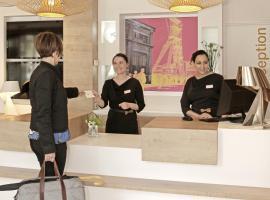 Mercure Hotel Forbach Centre de Loisirs