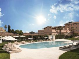 Gran Melia Rome 5 Star Hotel This Property Has Agreed To Be Part Of Our Preferred Program Which Groups Together Properties That Stand Out Because