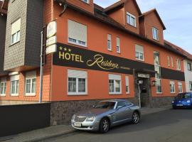 Hotel Residenz Stockstadt, Stockstadt am Main