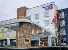 Fairfield Inn & Suites by Marriott Canton South, Canton