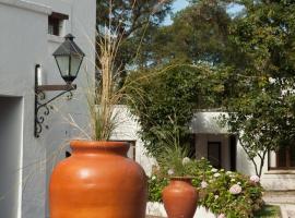 Las Moras Hotel, Villa San Lorenzo