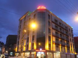 Resmina Hotel, Van