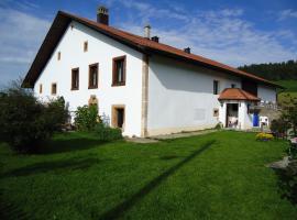 Gîte Rural 1666, Saignelégier