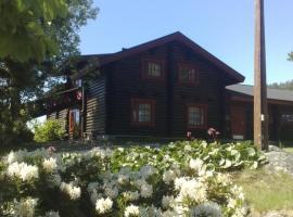 Færsnes Gjestegård, Vegårshei
