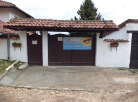 Elbarr Guest House, Rogachevo