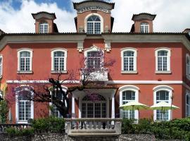 Hotel Do Parque - Curia, Curia
