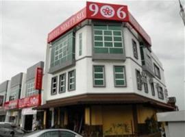 Ninety Six Hotel Batu Berendam