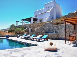 Villas Kappas, Agios Sostis Mykonos