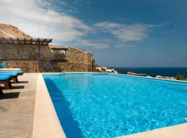 White Villa, Agios Sostis Mykonos