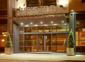 Jurys Inn Dublin Parnell Street 4 Star Hotel This Is A Preferred Property They Provide Excellent Service Great Value And Have Awesome Reviews From