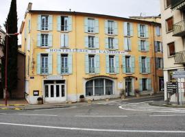 Hôtel l'Aiglon, Digne-les-Bains
