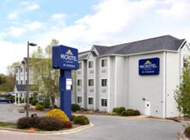 Microtel Inn & Suites by Wyndham Kannapolis/Concord, Kannapolis