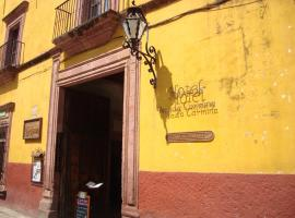 Hotel Posada Carmina, San Miguel de Allende