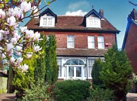 Salisbury House B & B, Dover