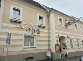 Pension Weisses Lamm, Melk