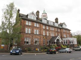 Best Western Station Hotel, Dumfries