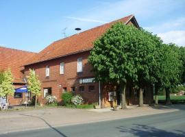 Hotel Vier Linden, Людерсфельд