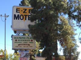 EZ 8 Motel Airporter