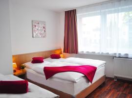 Hotel Platinium, Aken