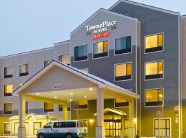 TownePlace Suites by Marriott Anchorage Midtown, Анкоридж