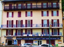 Hotel De l'Europe, Meyrueis
