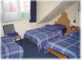 La Tavola Calda Hotel, Nuneaton
