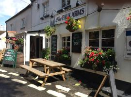 The Palk Arms, Bovey Tracey