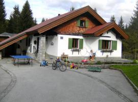 Ferienhaus Wimmer, 파이스테나우