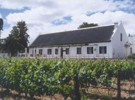 Port Wine Guest House, Calitzdorp
