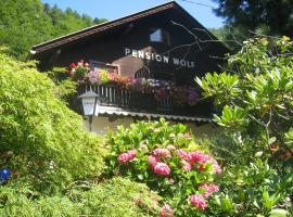 Pension Wolf, Steindorf am Ossiacher See