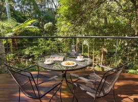 Pethers Rainforest Retreat, North Tamborine