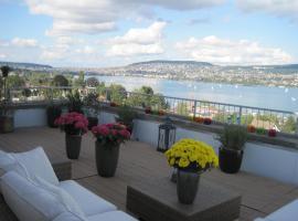 Guest House Bellevue Terrace, Zürich