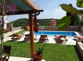 Villa Letizia, Oprtalj