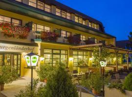 Hotel Burgenländerhof, Mörbisch am See