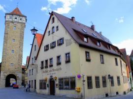 Hotel Zum Breiterle, Rothenburg ob der Tauber