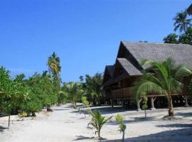 Patuno Hotel & Resort Wakatobi, Wanci