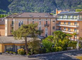 Hotel Unione, Bellinzona