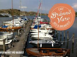 Brännö Varv Bed & Breakfast, Brännö