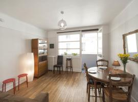 Lovely Goncourt Apartment