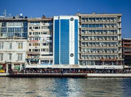 Pasaport Pier Hotel, Izmir