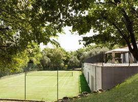 B&B Gym & Tennis Il Falco, Offagna