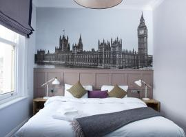 The Station Hotel, London