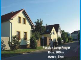 Pension Camp Prager, Praga