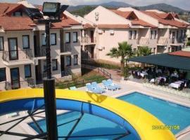 Hotel Nazar Garden, Fethije