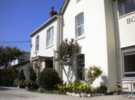Bossiney House Hotel, Tintagel